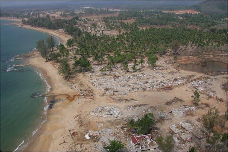 Tsunami 2004 Khao Lak